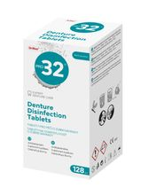 Dr.Max PRO32 Denture Disinfection Tablets 128 tablet