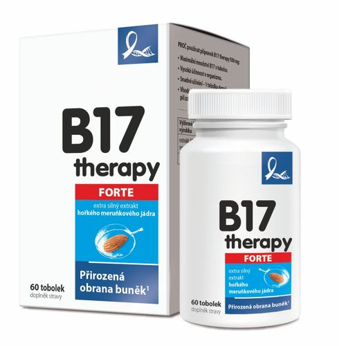 B17 therapy 500 mg 60 tobolek