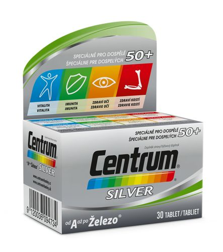 Centrum Silver 30 tablet