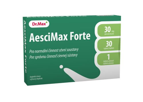 Dr.Max Aescimax Forte 30 tablet