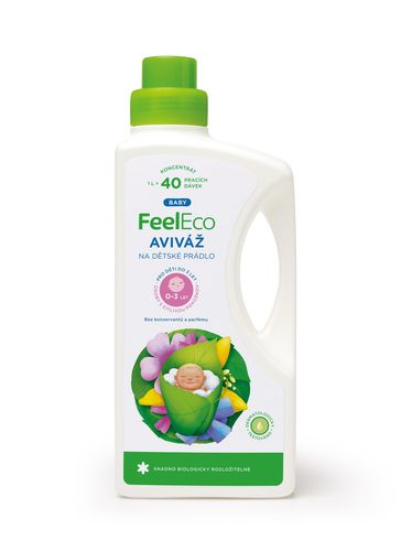 Feel eco aviváž BABY 1 l