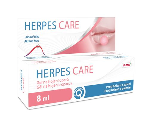 Dr.Max Herpes Care gel 8 ml